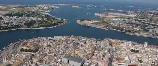 Veduta aerea Brindisi